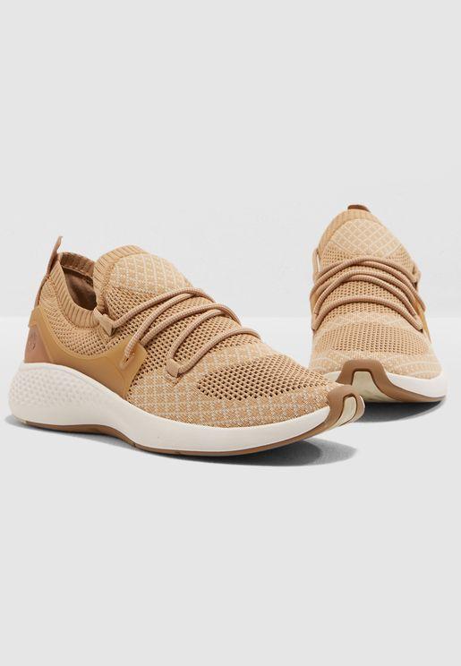 حذاء محبوك فلاي روم جو أكسفورد