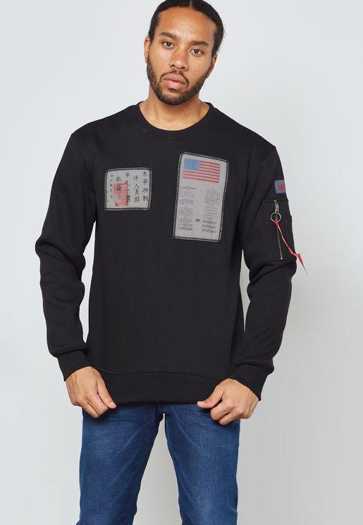 Blood Chit Sweatshirt