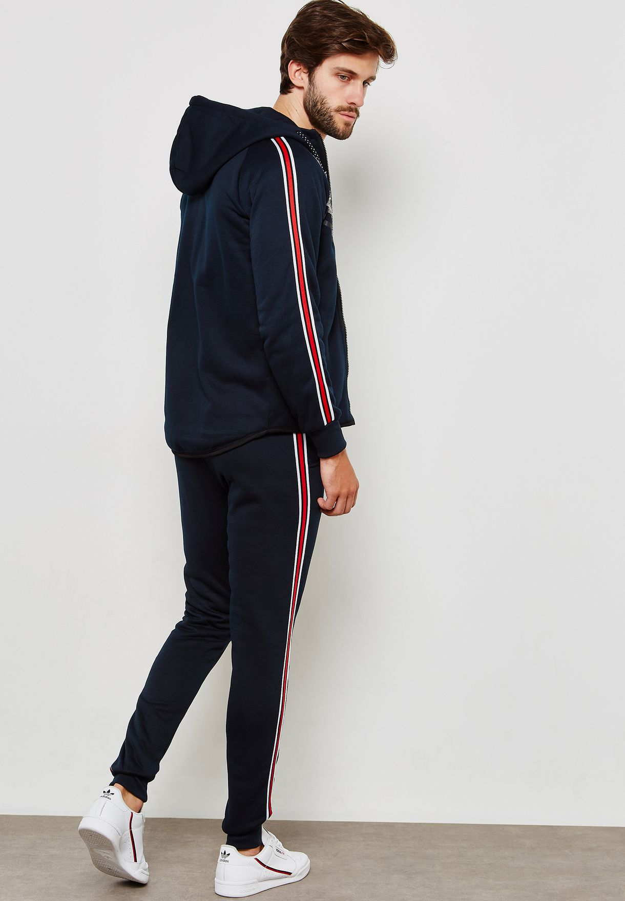 Block And Tape Tracksuit