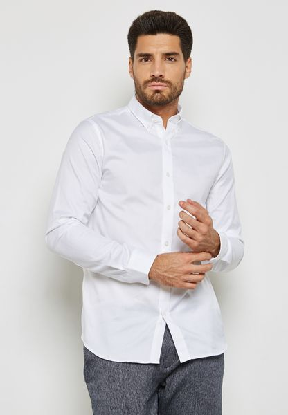 One Oak Shirt Ls Noos