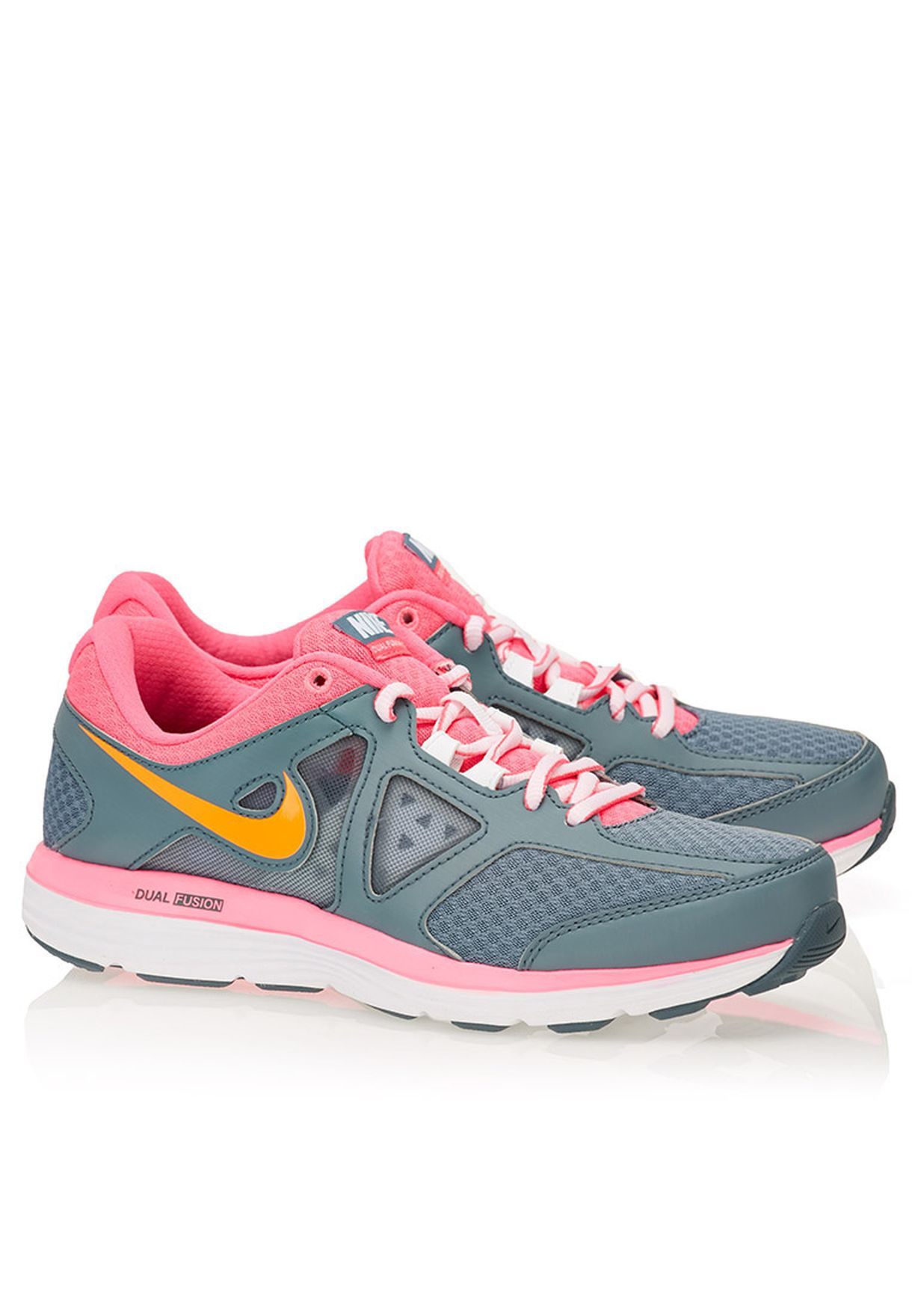 Shop Nike blue Dual Fusion Lite 2 MSL 642826-403 for Women in Saudi -  NI727SH71ODG 22e32c0a48fe