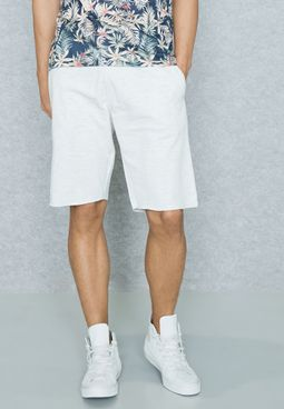 Pique Sweat Shorts