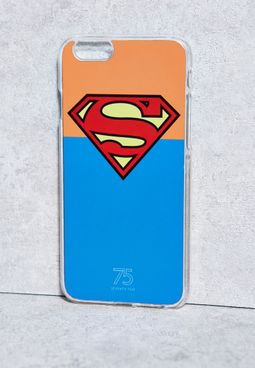 iPhone 6 Superman Cover