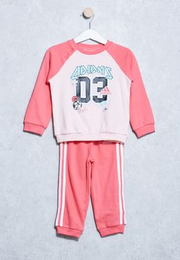 Infant Terry Casual Set