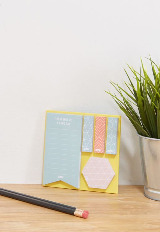 Adhesive Note Set