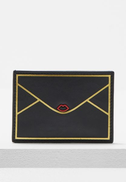 Lip Envelope Cardholder