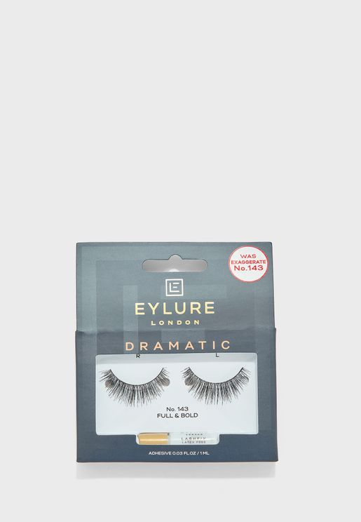 Eylure Exaggerate Eye Lashes #143