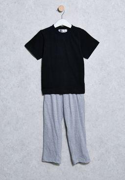 Kids T-Shirt + Pants