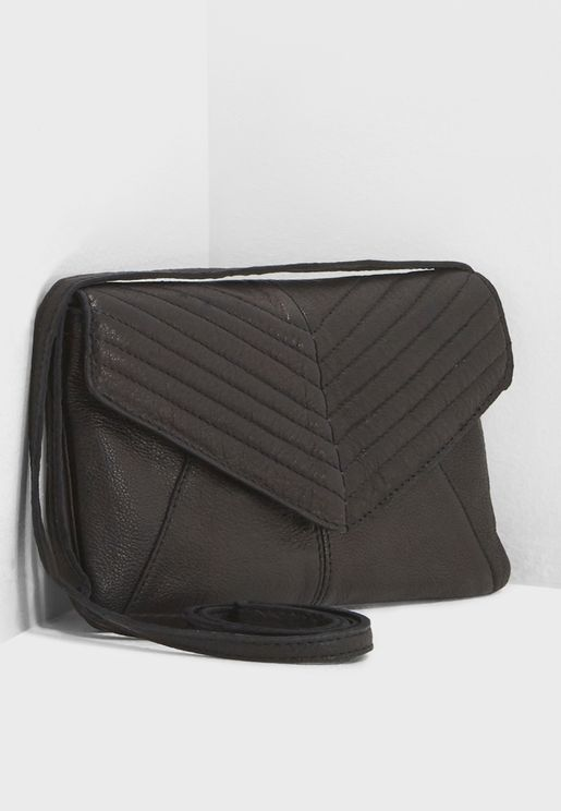 Diana Leather Crossbody