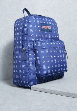 Digital Destruction Superbreak Backpack