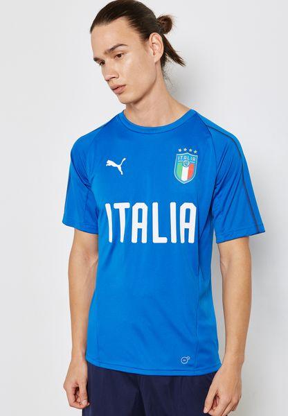 FIGC Italia Training Jersey