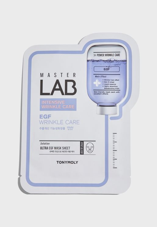Master Lab Wrinkle Care Mask