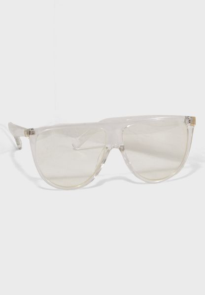 Flat Top Clearglasses