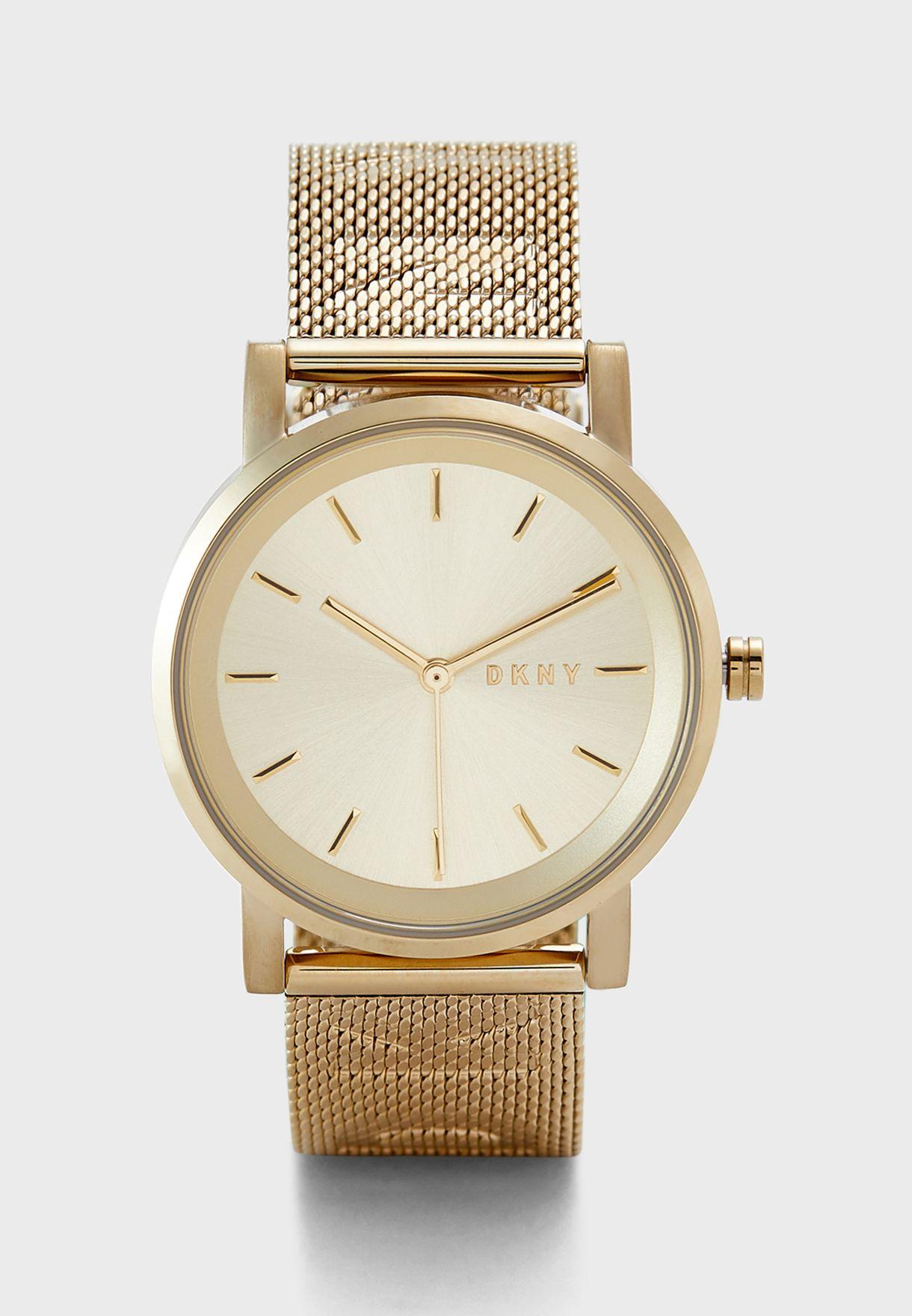 052ccca191eb3 تسوق ساعة انالوج ماركة دكني لون ذهبي NY2621 في السعودية - DK790AC71WOE