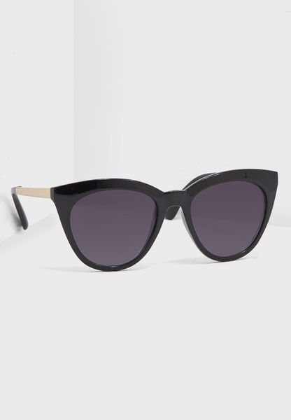 Easy Cat Eye Sunglasses