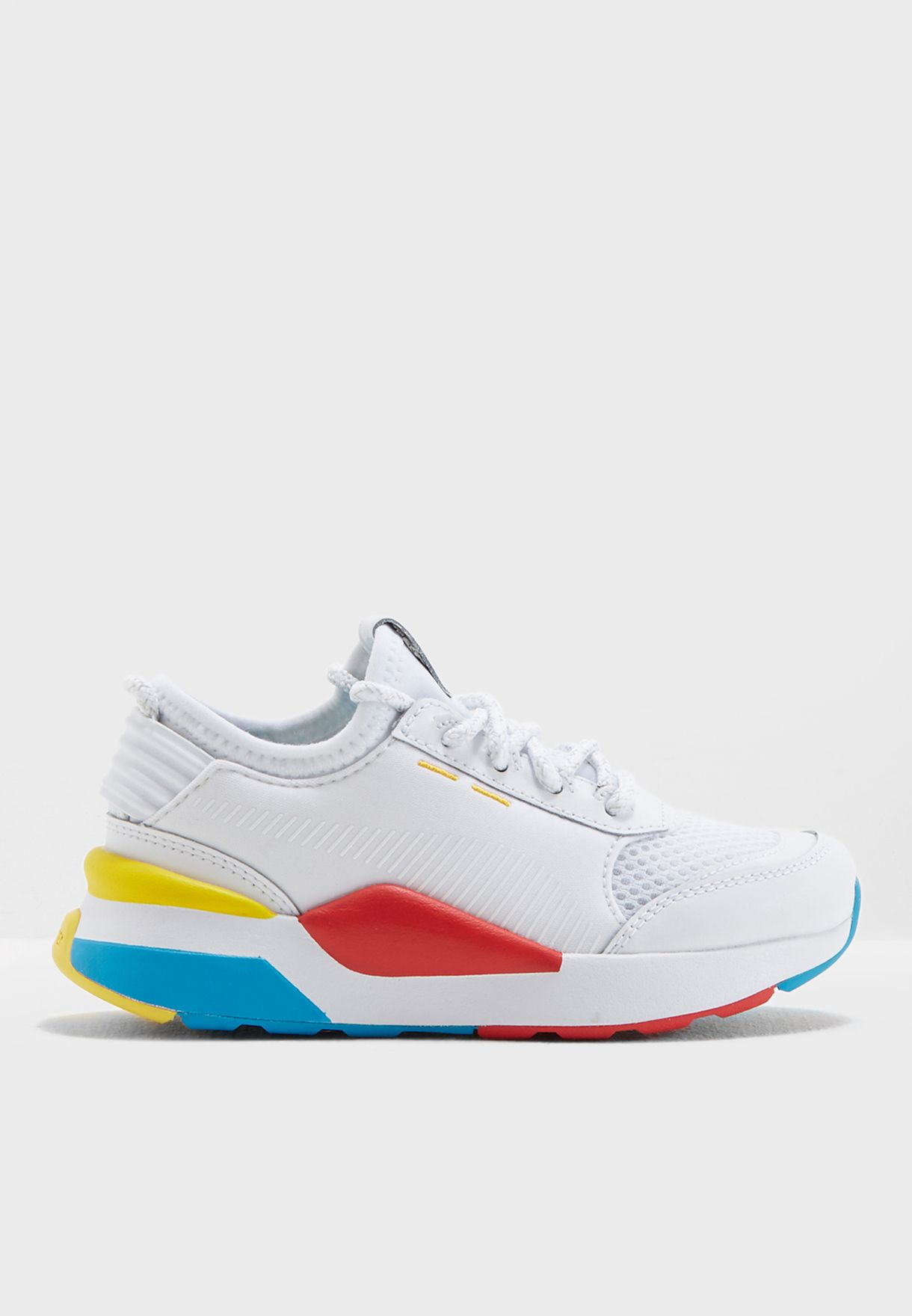 Shop PUMA multicolor Kids RS-0 Play 36695101 for Kids in UAE ... eaa427426