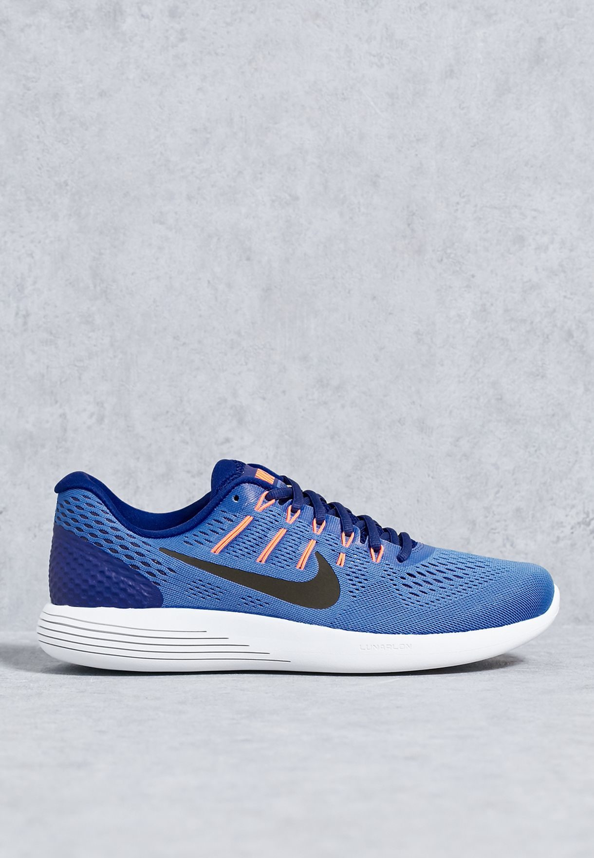 Shop Nike blue Lunarglide 8 843725-403 for Men in UAE - NI727SH71TCU 8736b231f