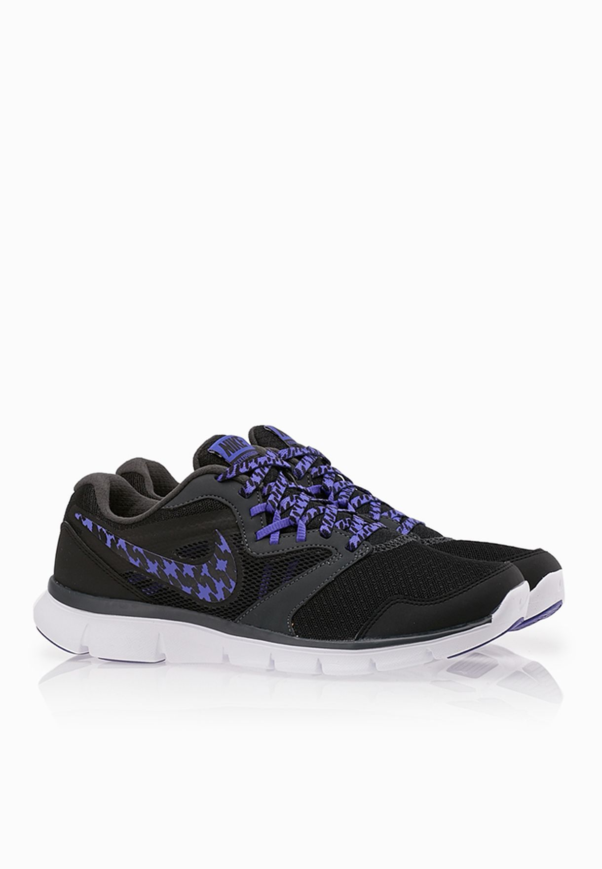 info for be286 f3dc5 Shop Nike black Flx Experience Rn 3 Msl 652858-019 for Women in ...