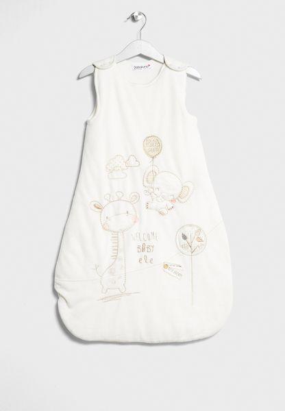 Infant Velour Sleeping Bag