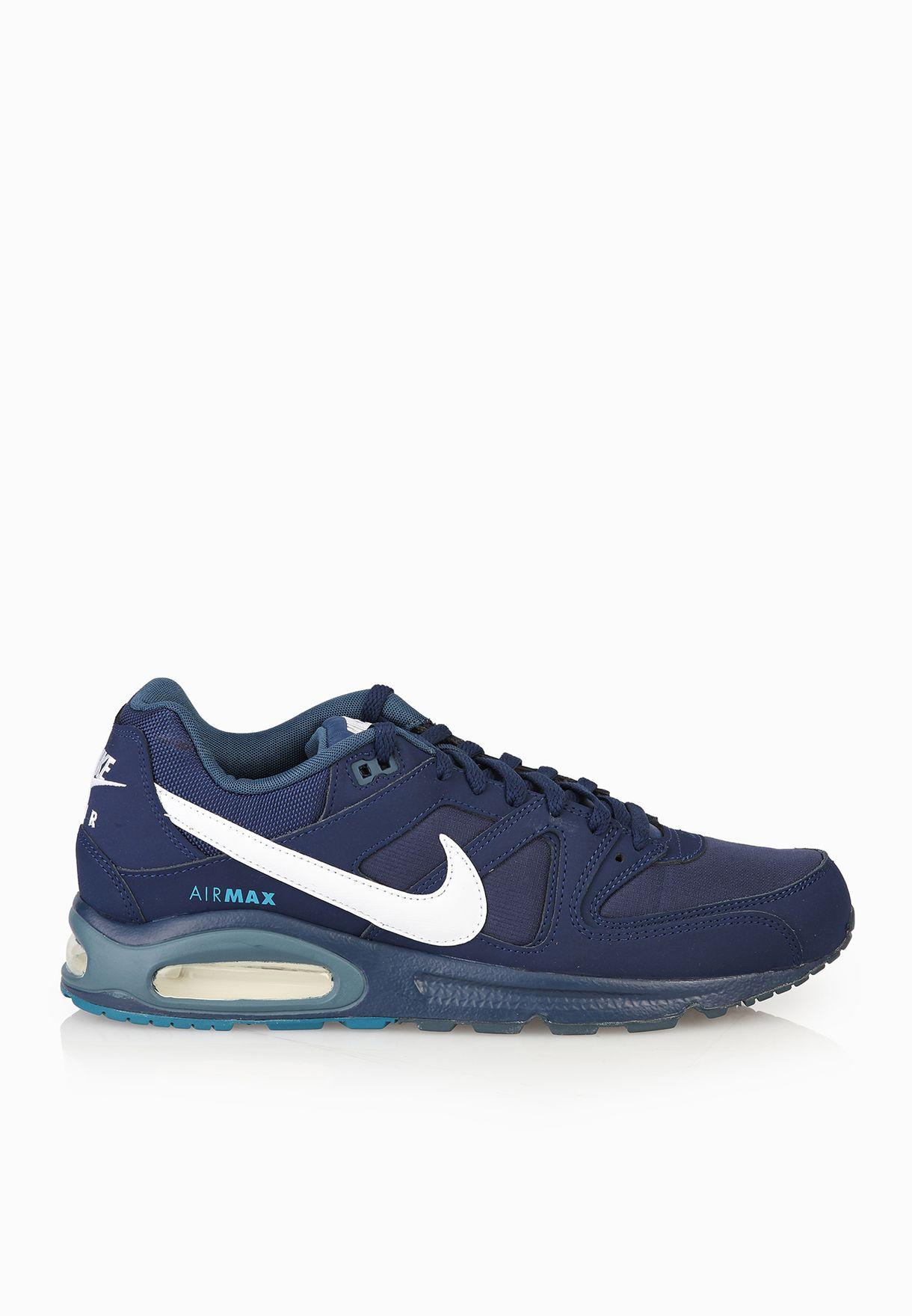 big sale 06e75 35569 Shop Nike blue Air Max Command 629993-419 for Men in Oman - NI727SH71NQQ