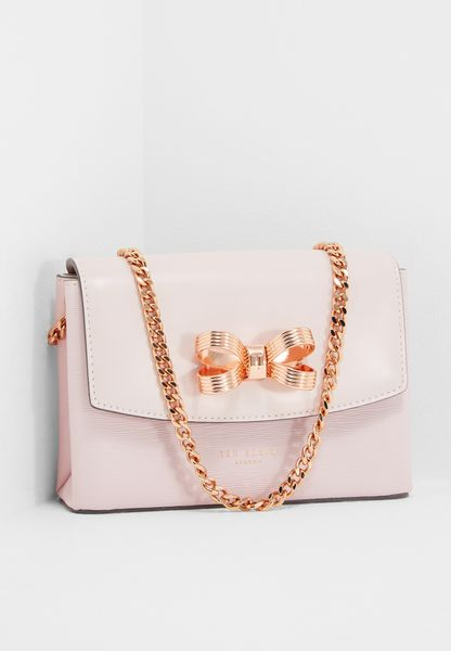 Mini Looped Bow Crossbody