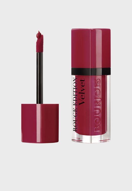 Rouge Edition Velvet Liquid lipstick - Grand Cru