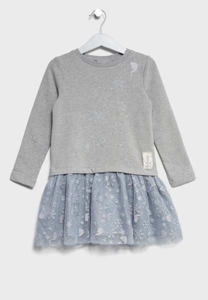 Little Frozen Dress