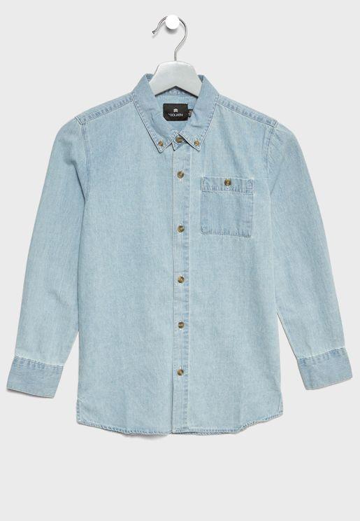 Teen Benji Shirt