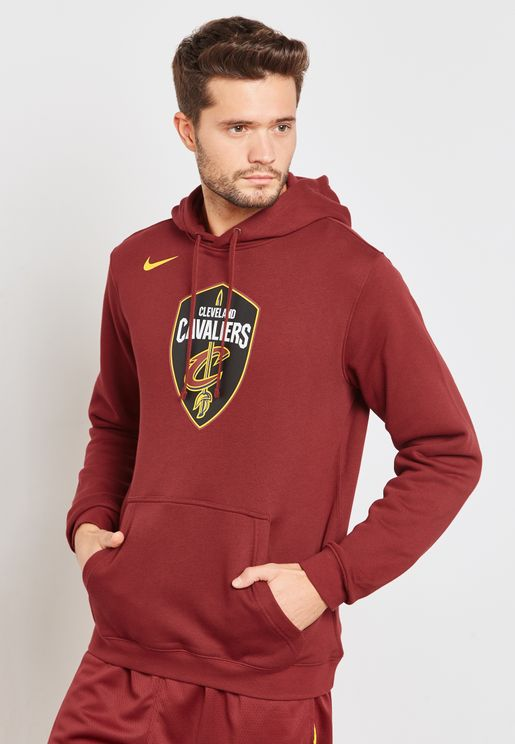 7facaa937958 Cleveland Cavaliers Logo Hoodie