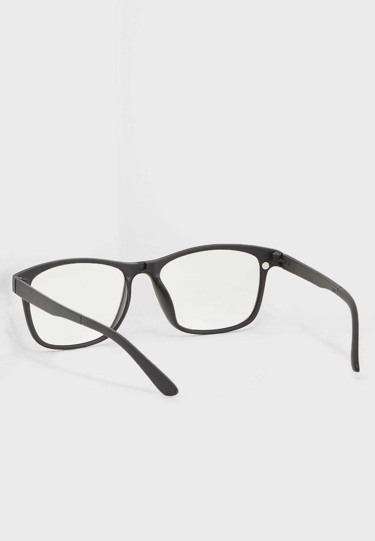 نظارة شمسية + 5 عدسات