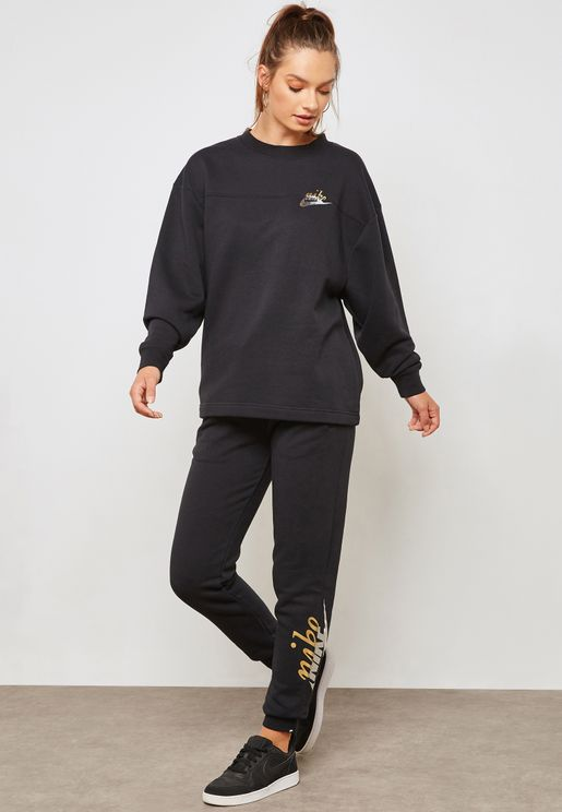 Rally Metallic Sweatpants