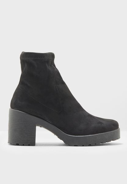 Brick Sock Boot