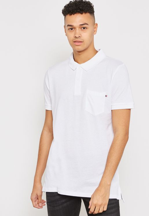 Icon Slim Fit Pocket Polo