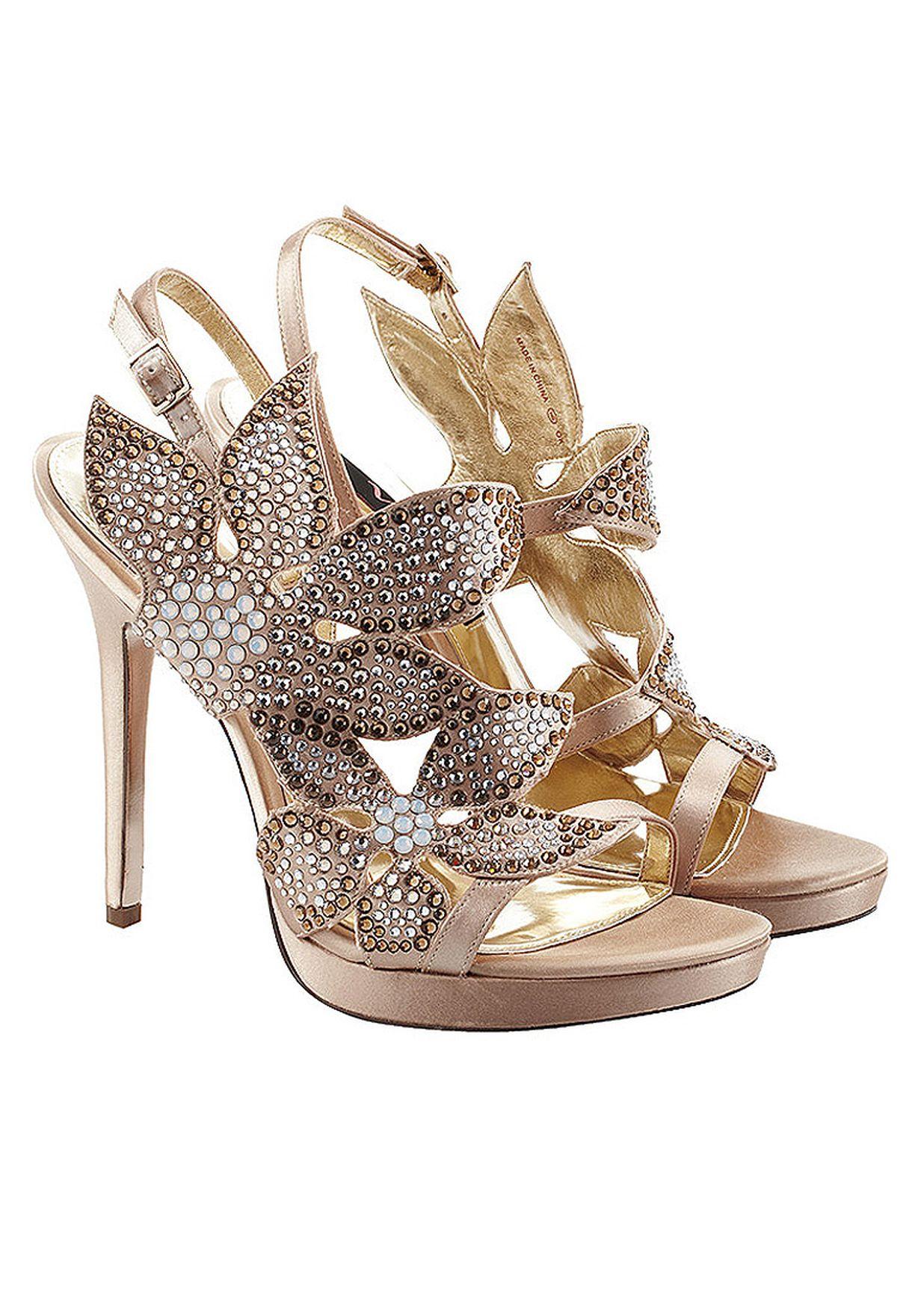 3bd0f081ba4 Bryyce Strass Sandals