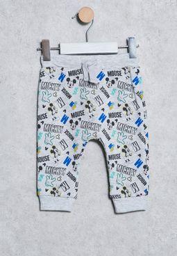 Kids Print  Sweapants