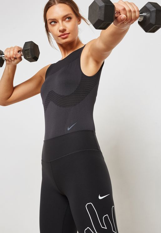 Seamless Studio Bodysuit