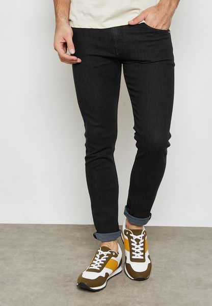 Chuck Skinny Fit Rinse Jeans