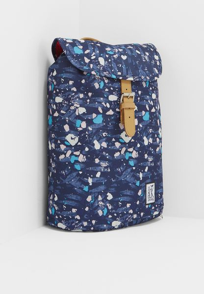Small Cool Prints  Backpack