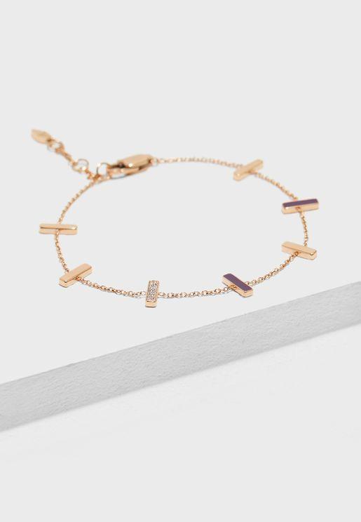 Vintage Glitz Ladies Bracelet