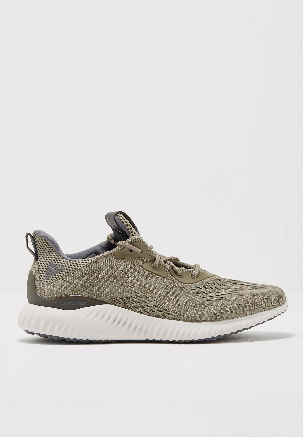 c4a03901c062 Shop adidas green Alphabounce EM M BW1203 for Men in Saudi - AD476SH61TOO