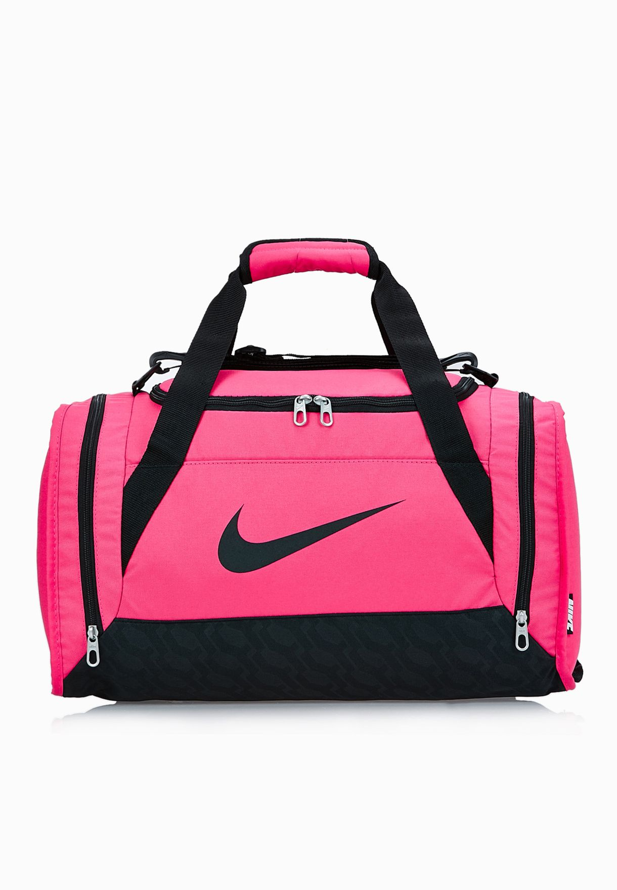 4979ac3b51e4 Shop Nike pink Womens Brasilia 6 Duffel S BA4910-606 for Women in ...
