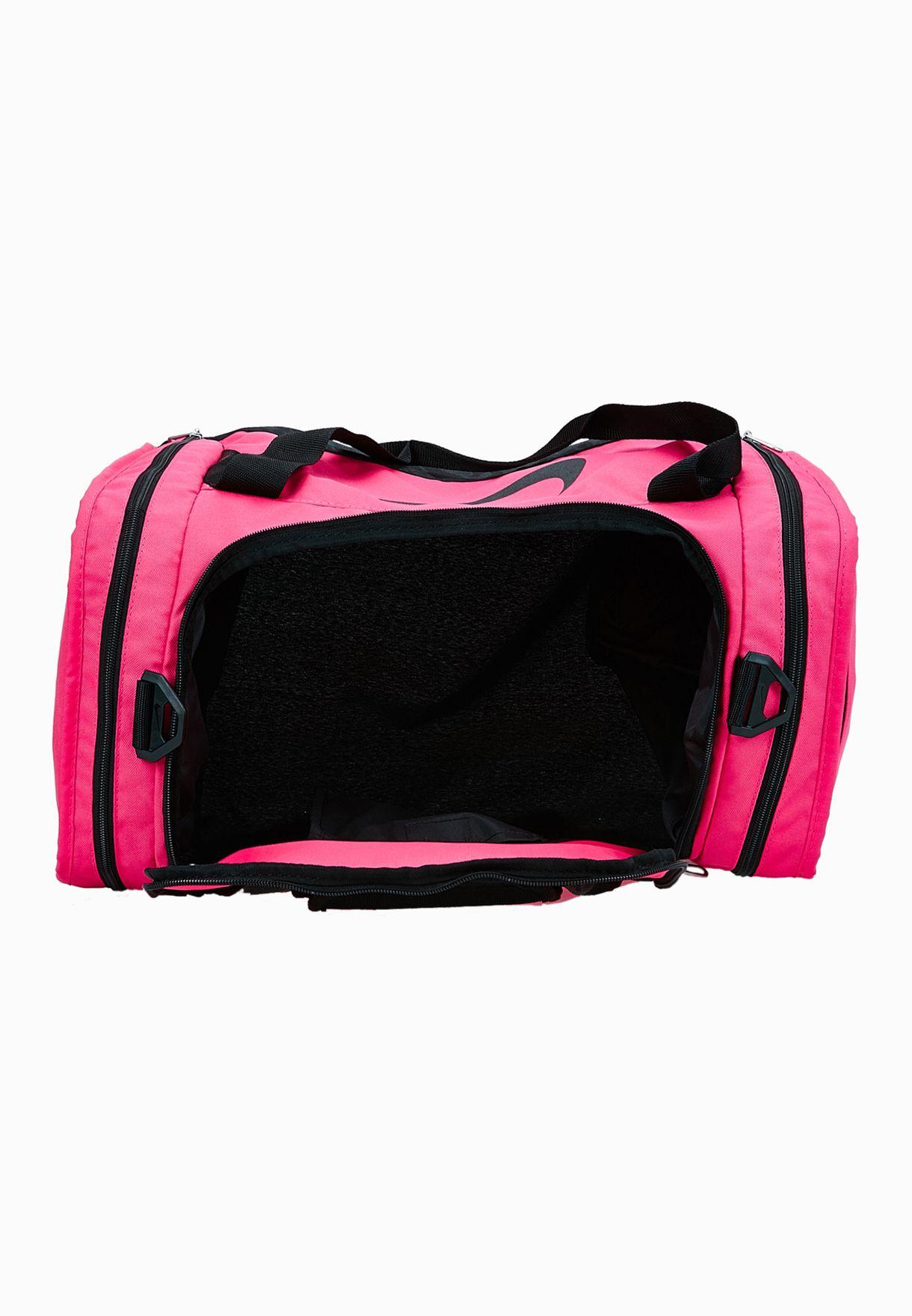 52e0e87bacf8 Shop Nike pink Womens Brasilia 6 Duffel S BA4910-606 for Women in ...