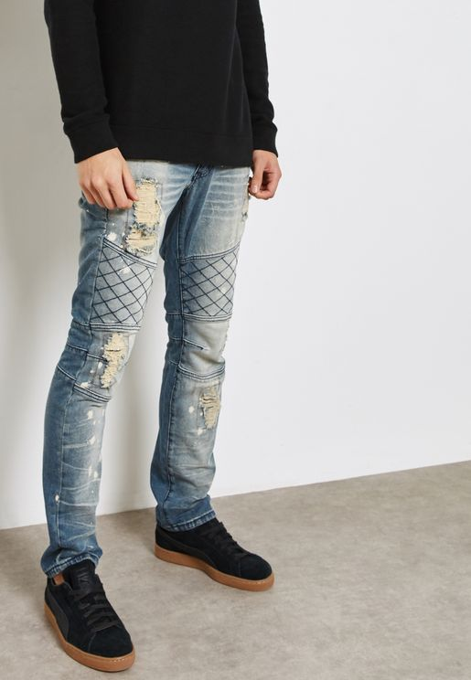 Staright Fit Jeans