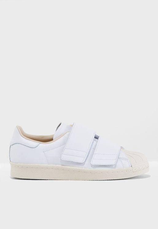 حذاء سوبر ستار بنمط الثمانينات