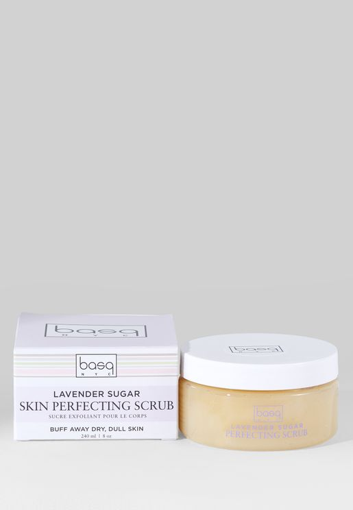 Lavender Skin Perfecting Sugar Scrub
