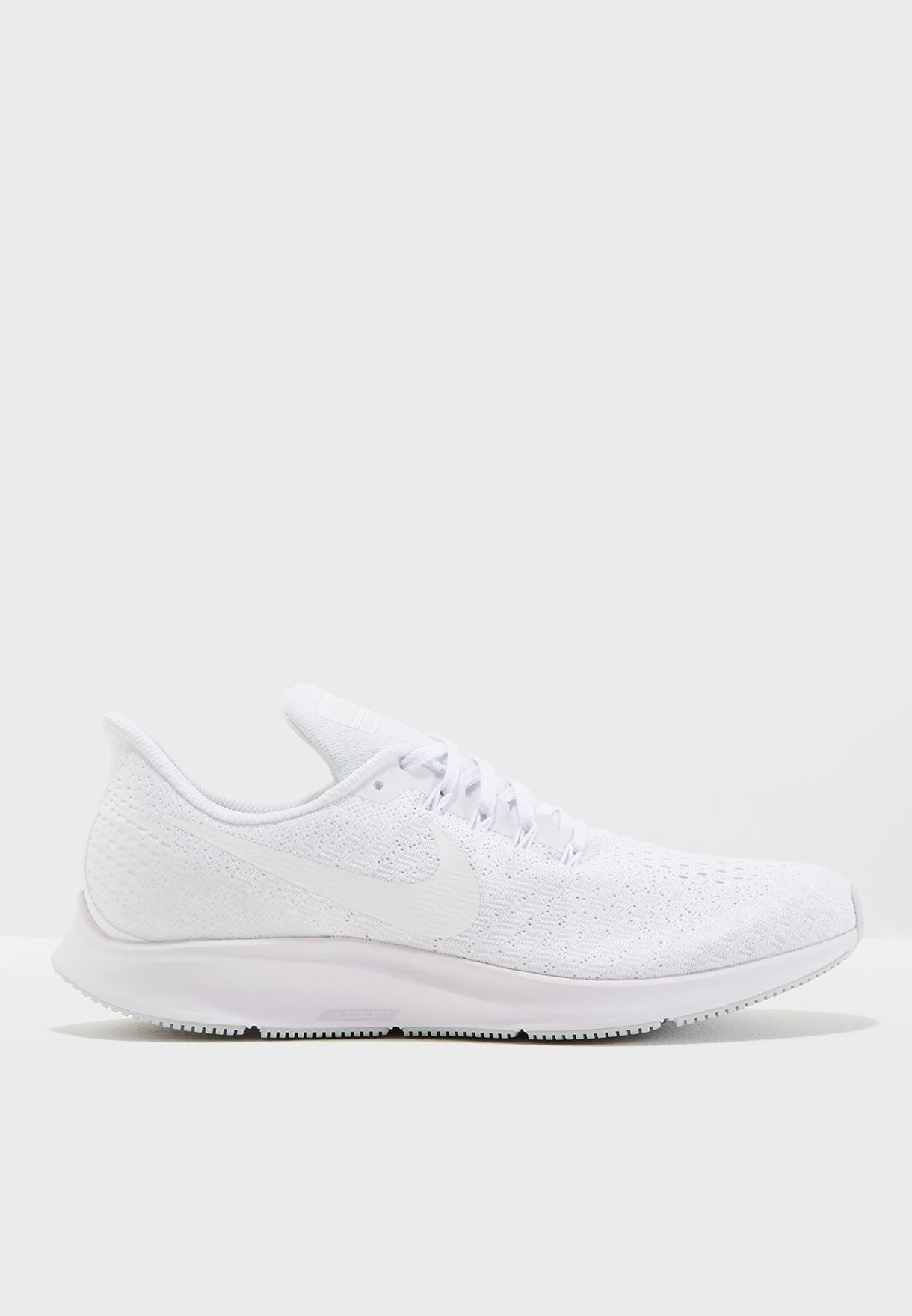 00fbbdffe3e2 Shop Nike white Air Zoom Pegasus 35 942851-100 for Men in UAE ...