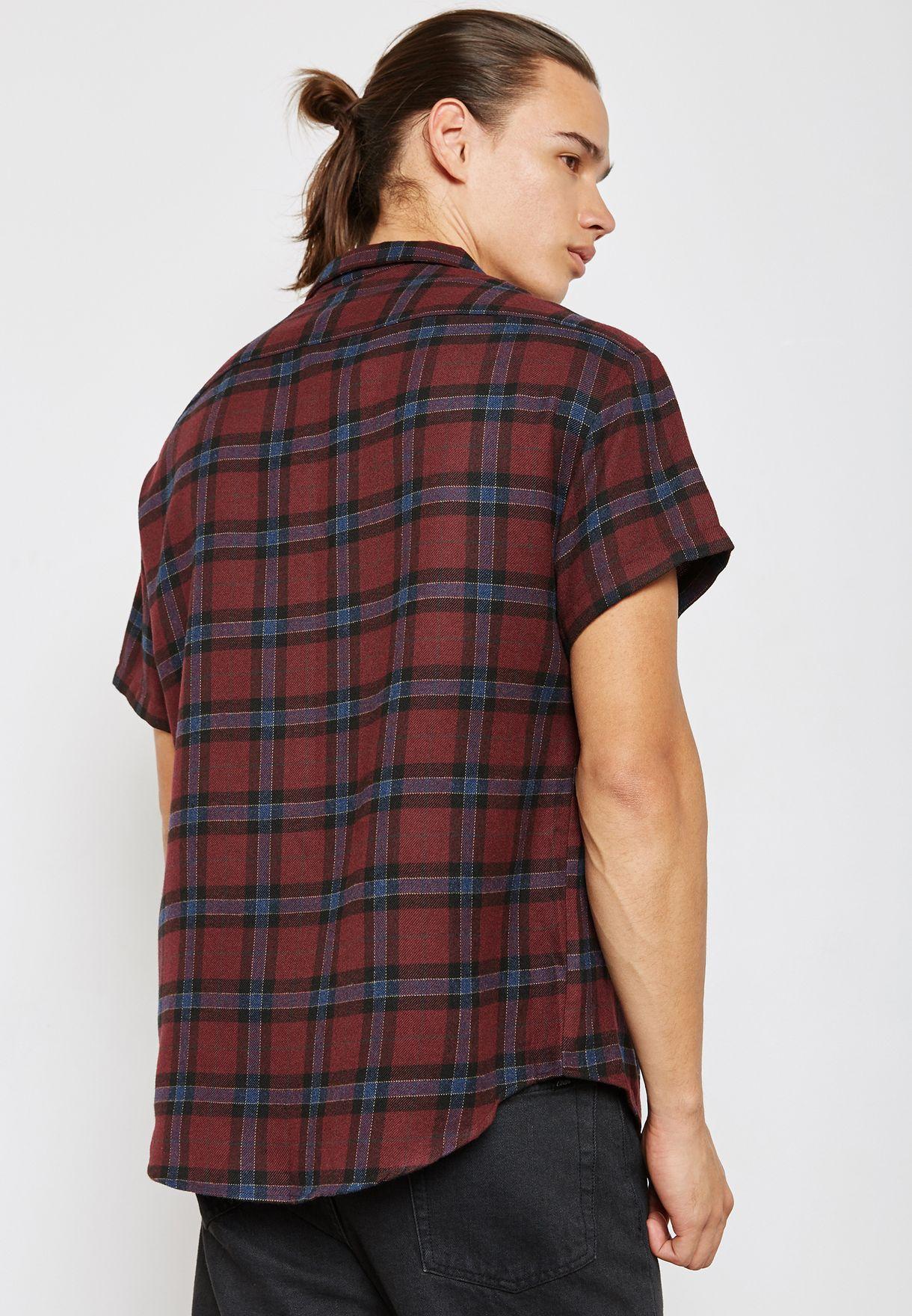 Check Reverse Shirt