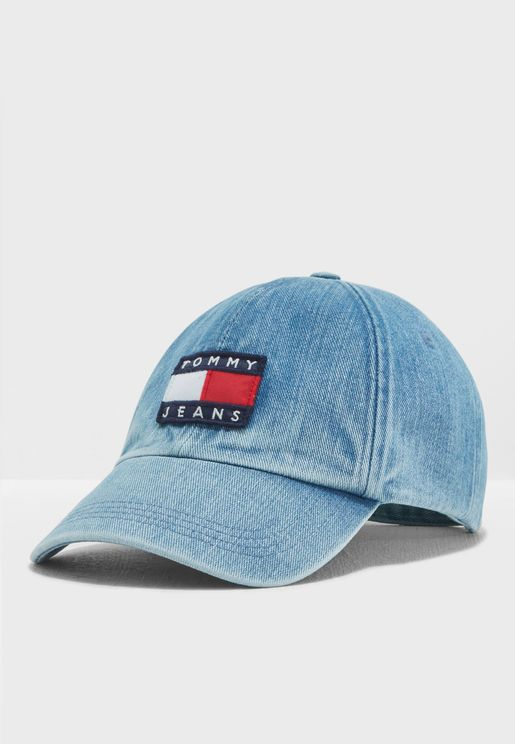 Sailing Denim Cap