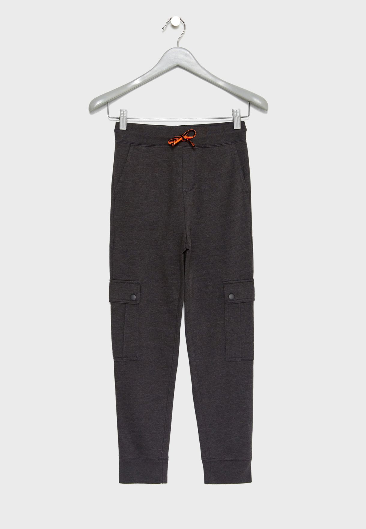 4e2f89a8b Shop J.Crew grey Teen Tie Waist Trouser J7199 for Kids in Kuwait ...