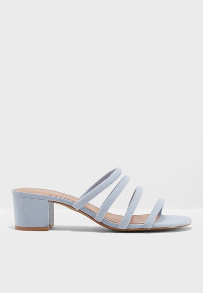 Diana Strappy Mule